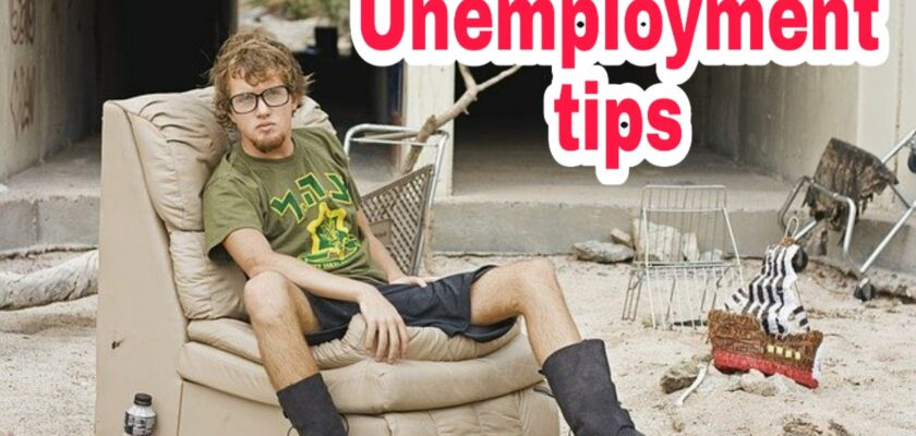 10 Tips for When You're Unemployed and Broke