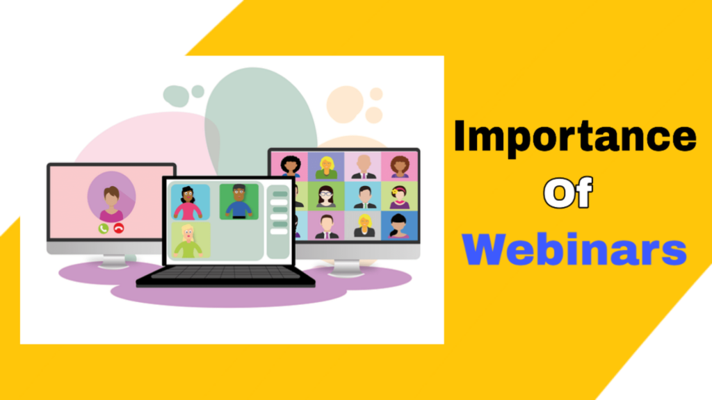 Importance of Webinars for Ecommerce Sites