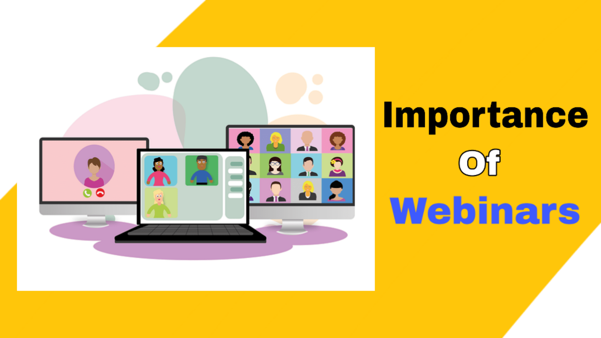 Importance of Webinars for Ecommerce Sites 2