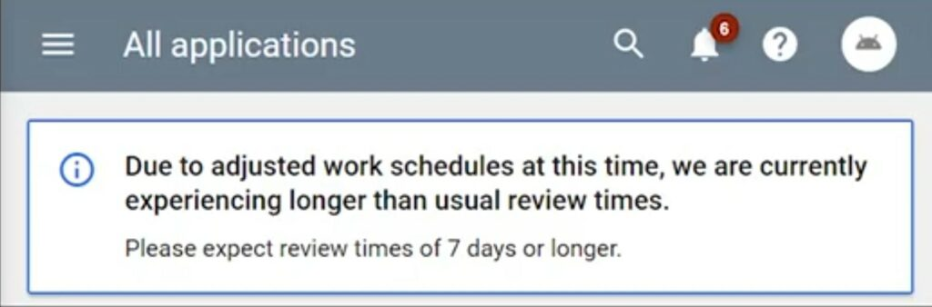 Google Play App In Review For Long Time? Avoid Longer Review Times [Solved]