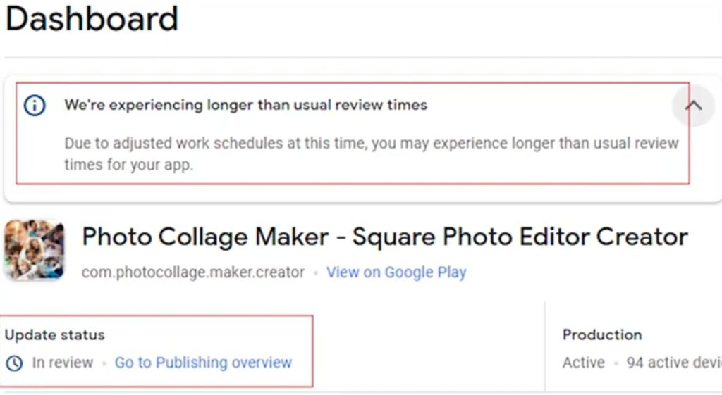 Google Play App In Review For Long Time? Avoid Longer Review Times [Solved] 1
