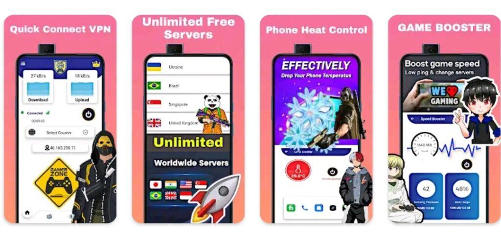 VPN for Battleground Mobile India for under 18. Best VPN for Pubg - Lowest Ping